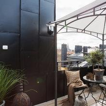 Фотография: Балкон в стиле Скандинавский – фото на InMyRoom.ru