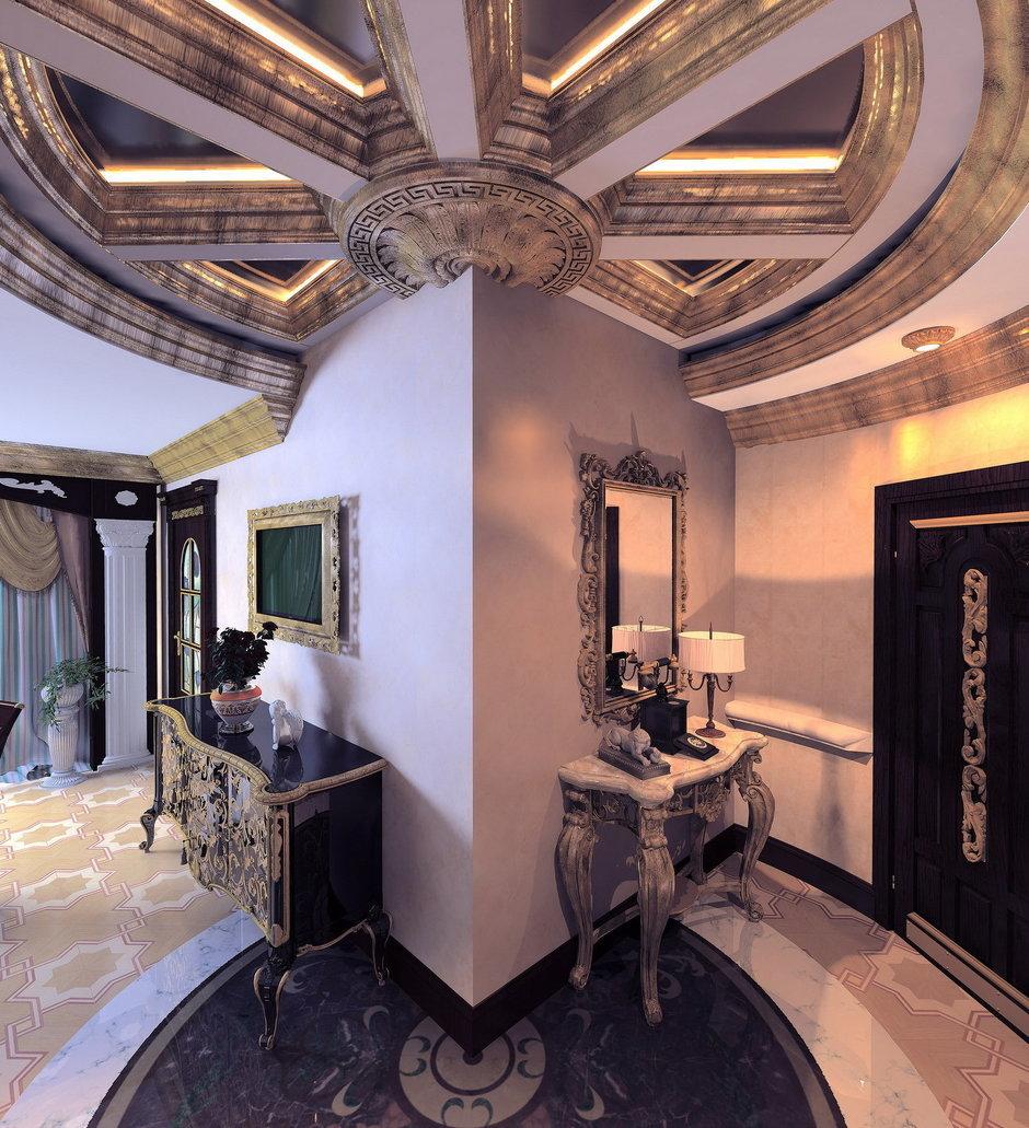 Фотография: Декор в стиле Классический, Современный, Эклектика, Квартира, Дома и квартиры – фото на InMyRoom.ru
