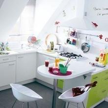 Фотография: Кухня и столовая в стиле Скандинавский, Современный, Декор интерьера, Мебель и свет – фото на InMyRoom.ru