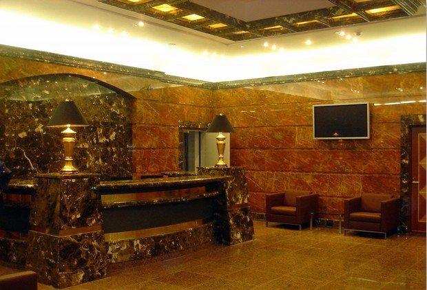 Фото из портфолио Офис компании ТНК-ВР – фотографии дизайна интерьеров на INMYROOM