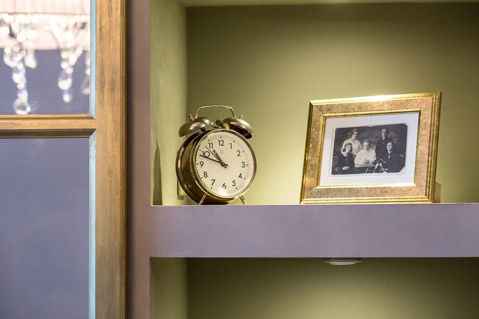 Фотография: Гостиная в стиле Современный, Прованс и Кантри, Классический, Эклектика, Квартира, Проект недели – фото на InMyRoom.ru