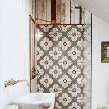 Фото из портфолио Дом, вдохновлённый 3-мя стилями: французский лофт, скандинавский лофт и греческий – фотографии дизайна интерьеров на InMyRoom.ru