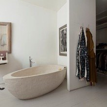 Фотография: Ванная в стиле Кантри, Квартира, Терраса, Дома и квартиры, Лондон, Пентхаус – фото на InMyRoom.ru