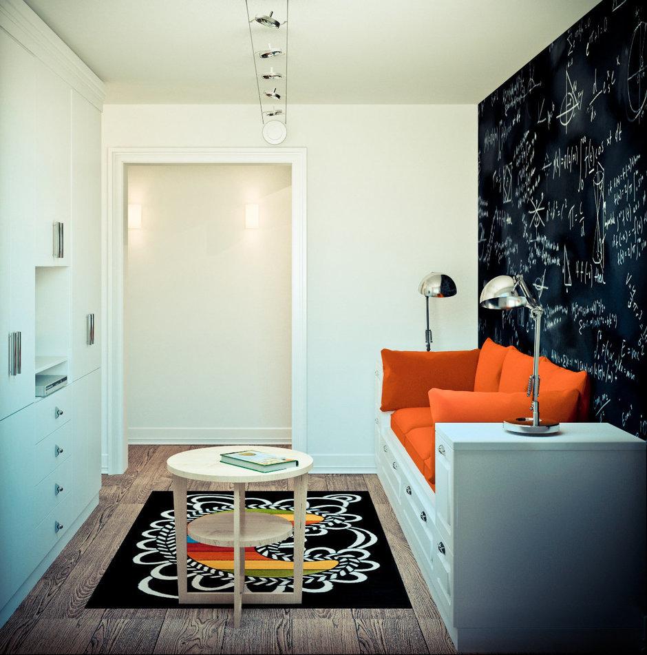 Фотография: Гостиная в стиле Скандинавский, Эклектика, Квартира, Дома и квартиры, IKEA, Проект недели – фото на InMyRoom.ru