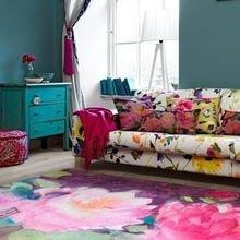 Фотография: Гостиная в стиле Кантри, Декор интерьера, Декор, весенний декор интерьера – фото на InMyRoom.ru