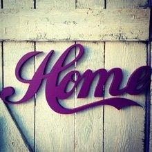Фото из портфолио Деревянные надписи – фотографии дизайна интерьеров на INMYROOM