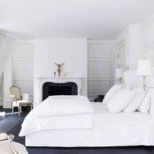 Фотография: Спальня в стиле Скандинавский, Цвет в интерьере, Стиль жизни, Советы, Белый – фото на InMyRoom.ru