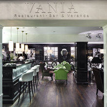 """Фото из портфолио Ресторан """"VANIA"""" г. Владимир – фотографии дизайна интерьеров на InMyRoom.ru"""