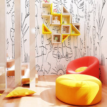 Фото из портфолио Концепт-идея интерьеров пентхауса – фотографии дизайна интерьеров на InMyRoom.ru