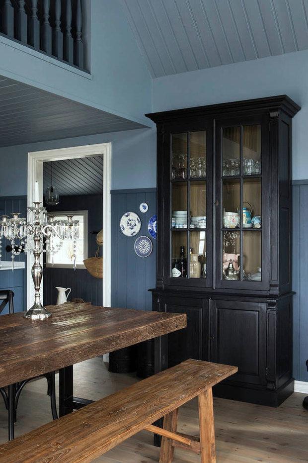 Фотография: Кухня и столовая в стиле Скандинавский, Дом, Дача, Дом и дача – фото на InMyRoom.ru