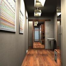 Фото из портфолио Притыцкого. Дизайн 2-х комнатной квартиры – фотографии дизайна интерьеров на InMyRoom.ru