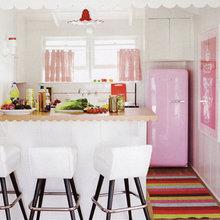 Фотография: Кухня и столовая в стиле Кантри, Скандинавский, Современный – фото на InMyRoom.ru