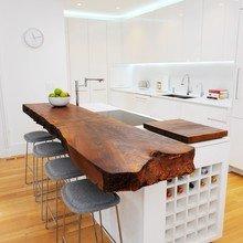 Фотография: Кухня и столовая в стиле Скандинавский, Советы, Эко – фото на InMyRoom.ru