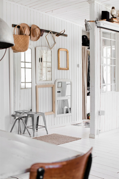 Фотография: Прихожая в стиле Скандинавский, Дом, Швеция, Дома и квартиры – фото на InMyRoom.ru