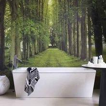 Фотография: Ванная в стиле Эко, Современный, Декор интерьера, Дизайн интерьера, Декор, Зеленый, Ванна – фото на InMyRoom.ru