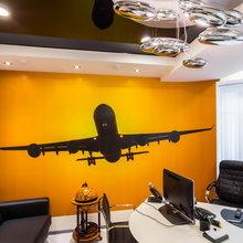 """Фото из портфолио Офис """"Аэротур"""" – фотографии дизайна интерьеров на INMYROOM"""