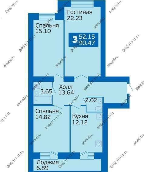 помогите увеличить ванную комнату и объединить кухню с комнатой!