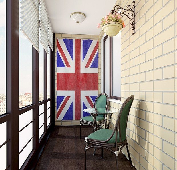 Фотография: Прочее в стиле , Балкон, Интерьер комнат, Минимализм – фото на InMyRoom.ru