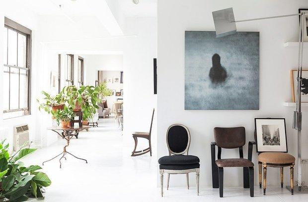 Фото из портфолио Великолепный ЛОФТ в Нью-Йорке – фотографии дизайна интерьеров на INMYROOM