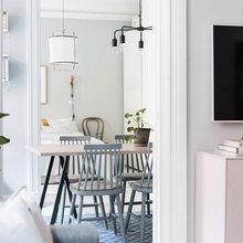 Фотография: Кухня и столовая в стиле Скандинавский, Декор интерьера, Квартира, Швеция, Советы – фото на InMyRoom.ru