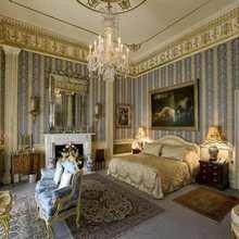 Фотография: Спальня в стиле Классический, Дизайн интерьера – фото на InMyRoom.ru