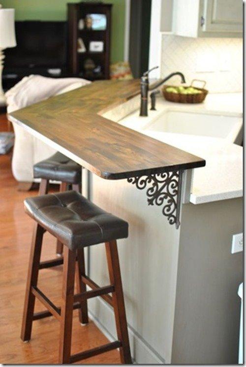 Фотография: Прочее в стиле , Кухня и столовая, Декор интерьера, DIY, Барная стойка – фото на InMyRoom.ru