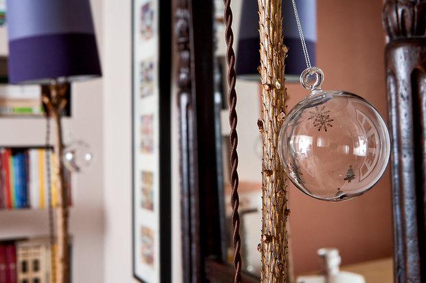 Фотография: Декор в стиле Прованс и Кантри, Современный, Малогабаритная квартира, Квартира, Цвет в интерьере, Дома и квартиры, Переделка – фото на InMyRoom.ru