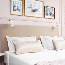 Фотография: Спальня в стиле Классический, Современный, Эклектика, Франция, Дома и квартиры, Городские места, Париж – фото на InMyRoom.ru