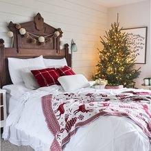 Фотография: Спальня в стиле Скандинавский, Советы, Новый Год, HOFF – фото на InMyRoom.ru
