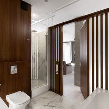 Фото из портфолио Современная квартира в Днепропетровске  – фотографии дизайна интерьеров на InMyRoom.ru