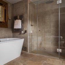 Фото из портфолио Квартира в Нью-Йорке: мужской интерьер – фотографии дизайна интерьеров на INMYROOM
