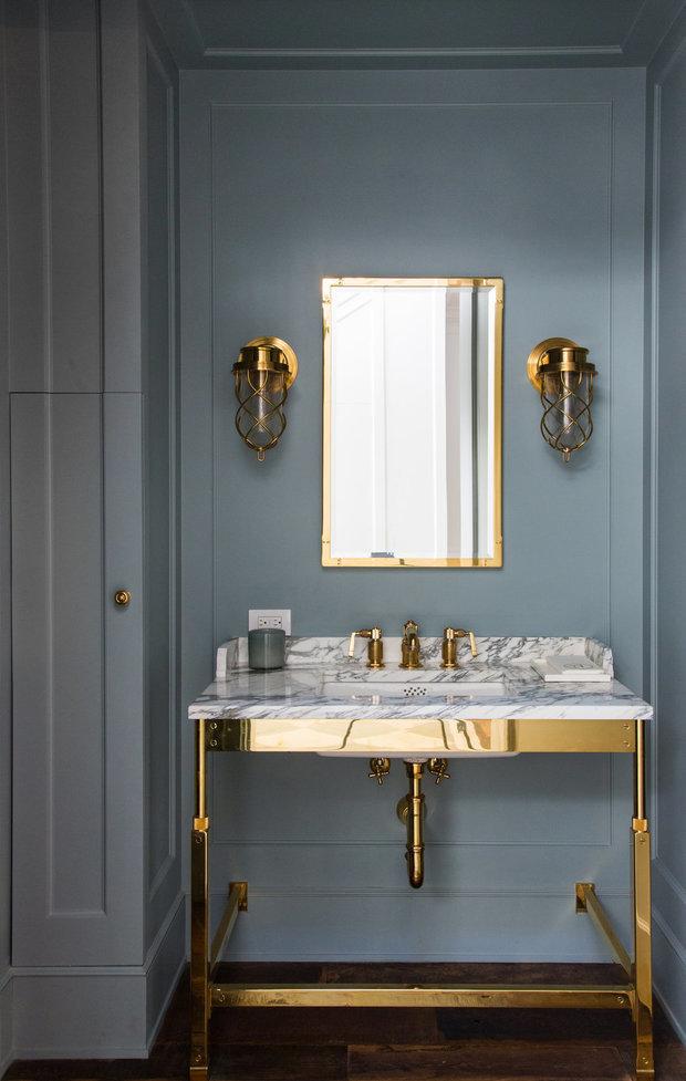Фотография: Ванная в стиле Классический, Вдохновение – фото на INMYROOM