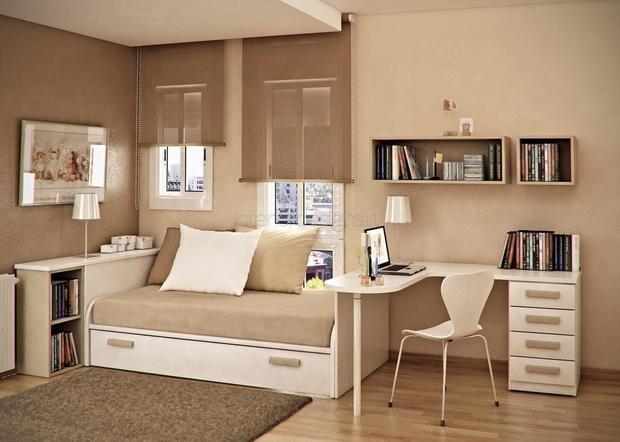 Фотография: Офис в стиле Современный, Декор интерьера, Дом, Декор дома, Цвет в интерьере, Белый – фото на InMyRoom.ru