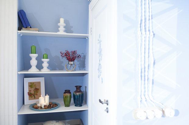 Фотография: Декор в стиле Прованс и Кантри, Современный, Спальня, Интерьер комнат – фото на InMyRoom.ru