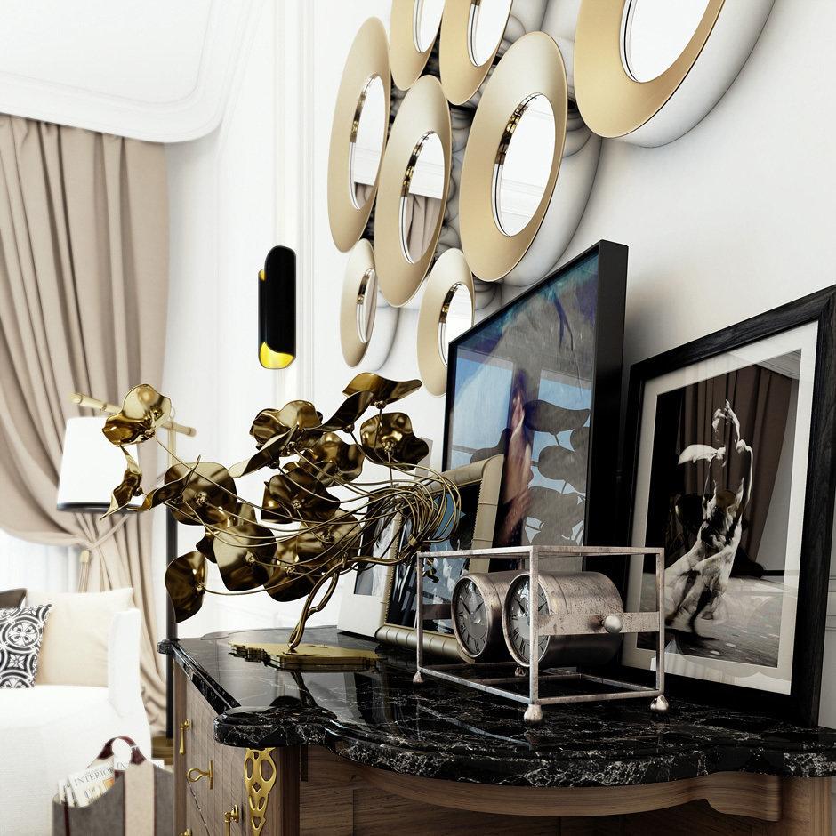 Фотография: Декор в стиле Эклектика,  – фото на InMyRoom.ru