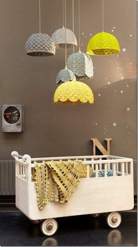 Фотография: Детская в стиле Лофт, Декор интерьера, Текстиль, Декор, Текстиль, Вышивка – фото на INMYROOM
