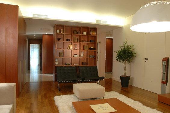 Фотография: Гостиная в стиле Современный, Эко, Квартира, Дома и квартиры – фото на InMyRoom.ru