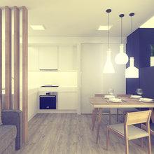 Фото из портфолио _ – фотографии дизайна интерьеров на INMYROOM