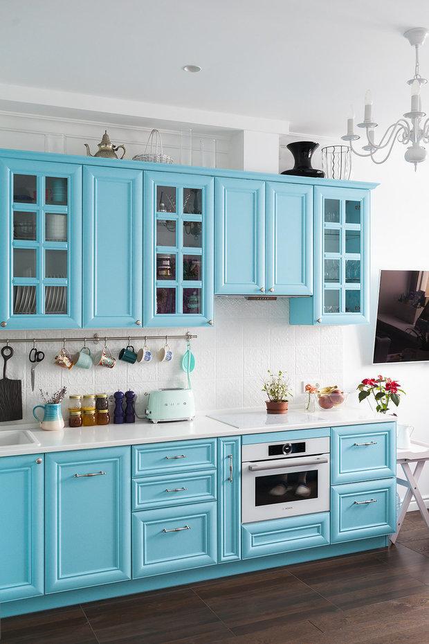 Фотография: Кухня и столовая в стиле Скандинавский, Квартира, Гид, Герой InMyRoom – фото на INMYROOM