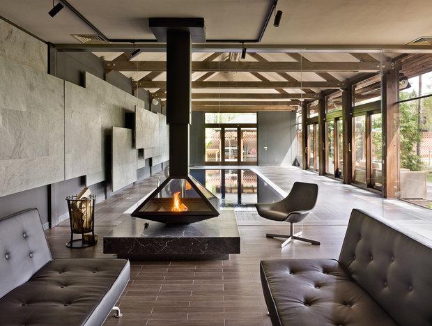 Фото из портфолио Интерьер дома в посёлке Репино – фотографии дизайна интерьеров на INMYROOM