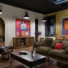 Фото из портфолио Мини-галерея в киевской квартире. – фотографии дизайна интерьеров на INMYROOM