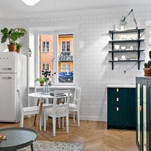 Фото из портфолио Folkskolegatan 12, Hornstull, Stockholm – фотографии дизайна интерьеров на INMYROOM