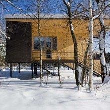 Дом «Скворечник». Архитектор Тотан Кузембаев
