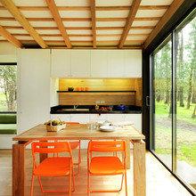 Фото из портфолио Прототип экологичного жилья в Эквадоре – фотографии дизайна интерьеров на InMyRoom.ru
