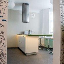 Фотография: Кухня и столовая в стиле Минимализм, Интерьер комнат, Elle Decoration – фото на InMyRoom.ru