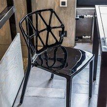 Фотография: Мебель и свет в стиле Современный, Хай-тек, Интерьер комнат, Переделка, Индустриальный – фото на InMyRoom.ru