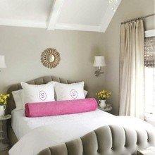 Фотография: Спальня в стиле Кантри, Лофт, Дизайн интерьера, Чердак, Мансарда – фото на InMyRoom.ru