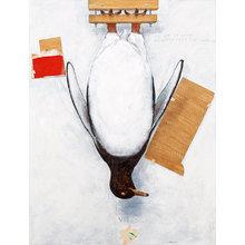 Картина (репродукция, постер): Mundo al reves - Пер Гуннар Теландер