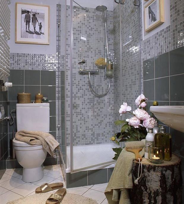 Фотография: Ванная в стиле Современный, Декор интерьера, DIY, Интерьер комнат, Переделка – фото на InMyRoom.ru