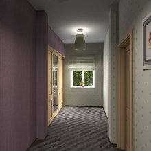 Фото из портфолио Загородный дом на Ярославском шоссе – фотографии дизайна интерьеров на InMyRoom.ru